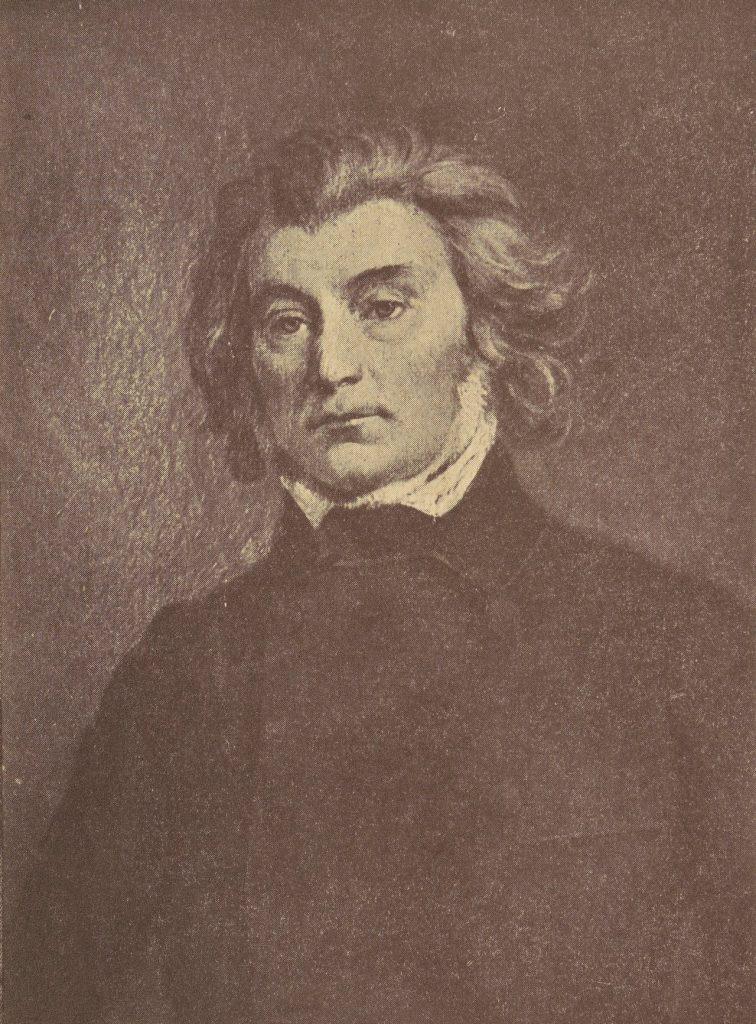 Mickiewicz przez trzy dni nie mógł się oderwać od pisania Dziadów (A. Kamiński/domena publiczna).