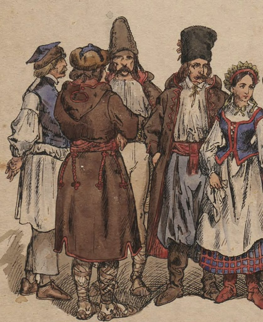 Chłopi pańszczyźniani mieli wyznawać swoje grzechy bez żadnej refleksji (Jan Matejko/domena publiczna).