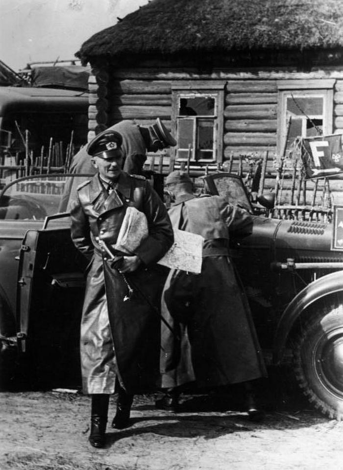 Feldmarszałek Fedor von Bock już w listopadzie 1941 roku nie miał złudzeń, że Niemcom uda się zdobyć Moskwę (Bundesarchiv/CC-BY-SA 3.0).