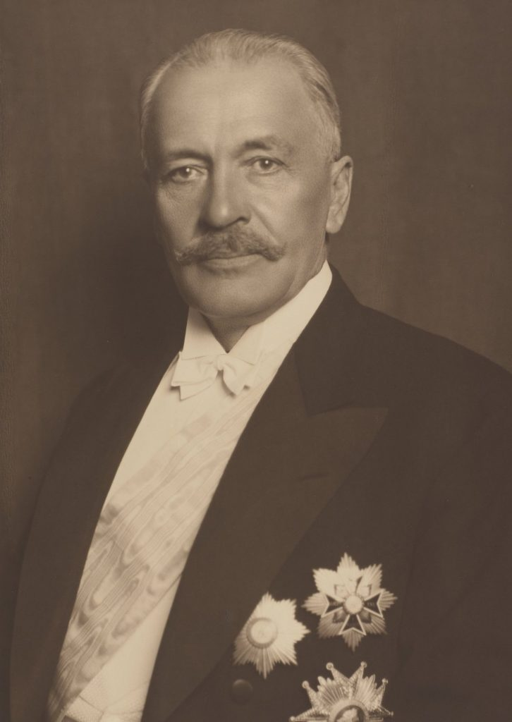 Ignacy Mościcki zwierzał się na prawo i lewo ze swoich planów matrymonialnych (domena publiczna).