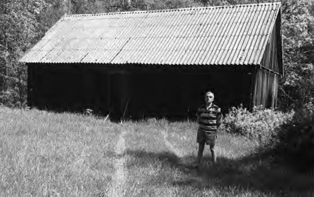 Jan Zubkiewicz, i stodoła w Małym Borku pamiętająca Obławę Augustowską