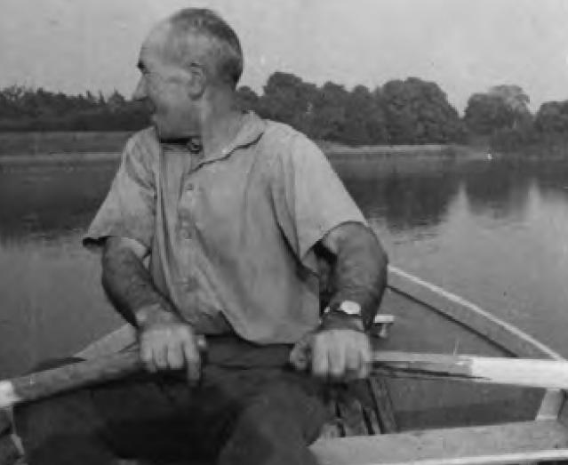 Kazimierz Dobrowolski na fotografii z lat 60. XX wieku.