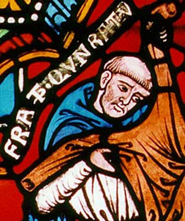 Konrad z Marburga. Jeden z trzech pierwszych papieskich inkwizytorów (McLeod/domena publiczna).