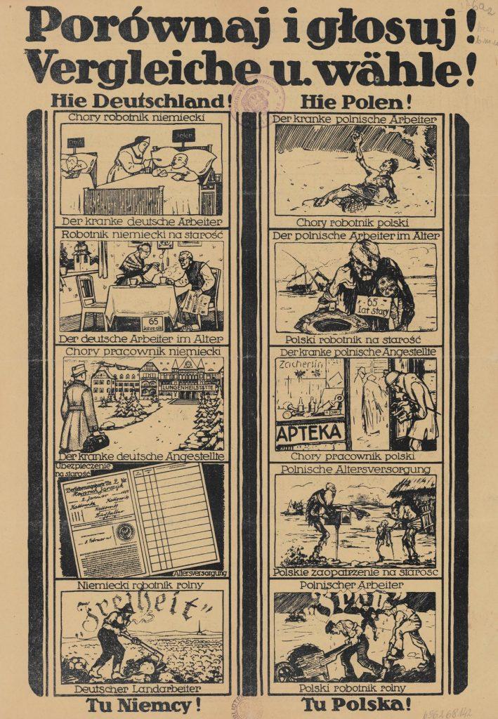 W ostatecznym rozrachunku niemiecka propaganda okazała się znacznie bardziej skuteczna (domena publiczna).