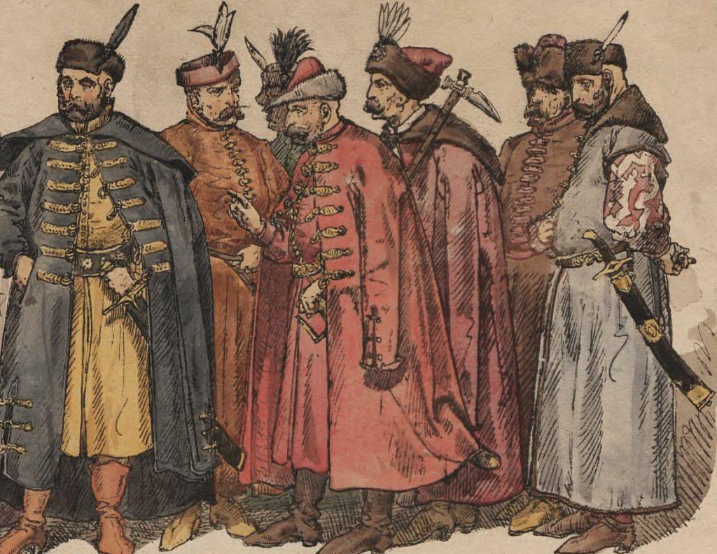 Kiła była problemem głównie szlachty (Jan Matejko/domena publiczna).