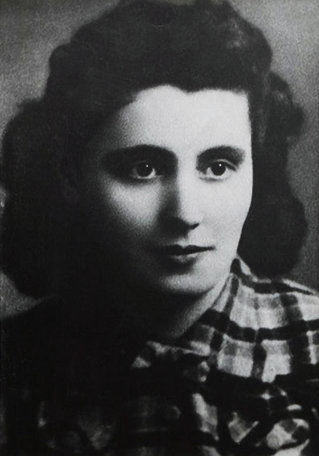 Mala Zimetbaum urodziła się w Polsce, ale jako dziesięciolatka wyjechała wraz z rodzicami do Belgii (domena publiczna).
