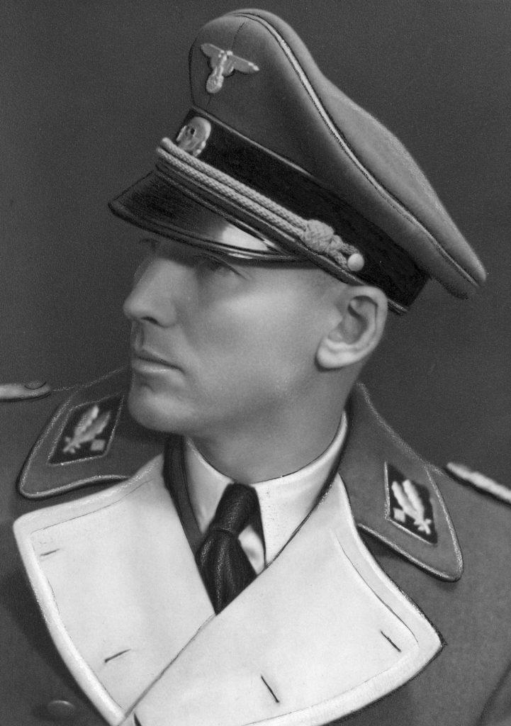Otton Wächter na zdjęciu z okresu II wojny światowej (domena publiczna).