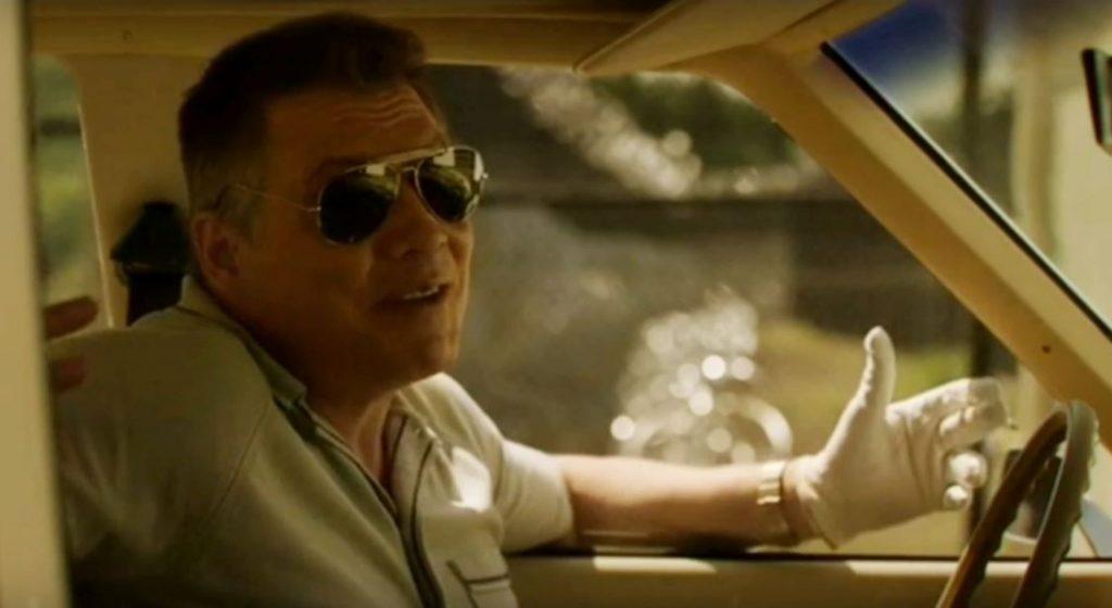 Ressler stał się pierwozwzorem postaci agenta Billa Tencha w serialu Mindhunter.