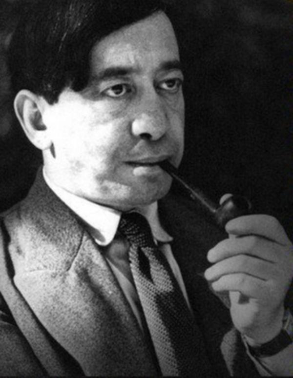 Siegfried Cracauer na zdjęciu z lat 20. XX wieku (domena publiczna).