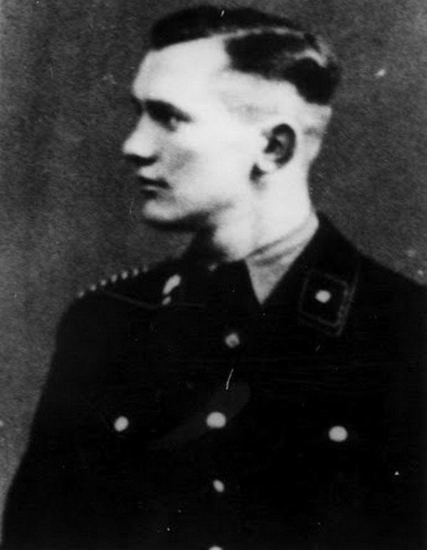 Gerhard Palitzsch był jednym z największych zbrodniarzy w Auschwitz-Birkenau (domena publiczna).