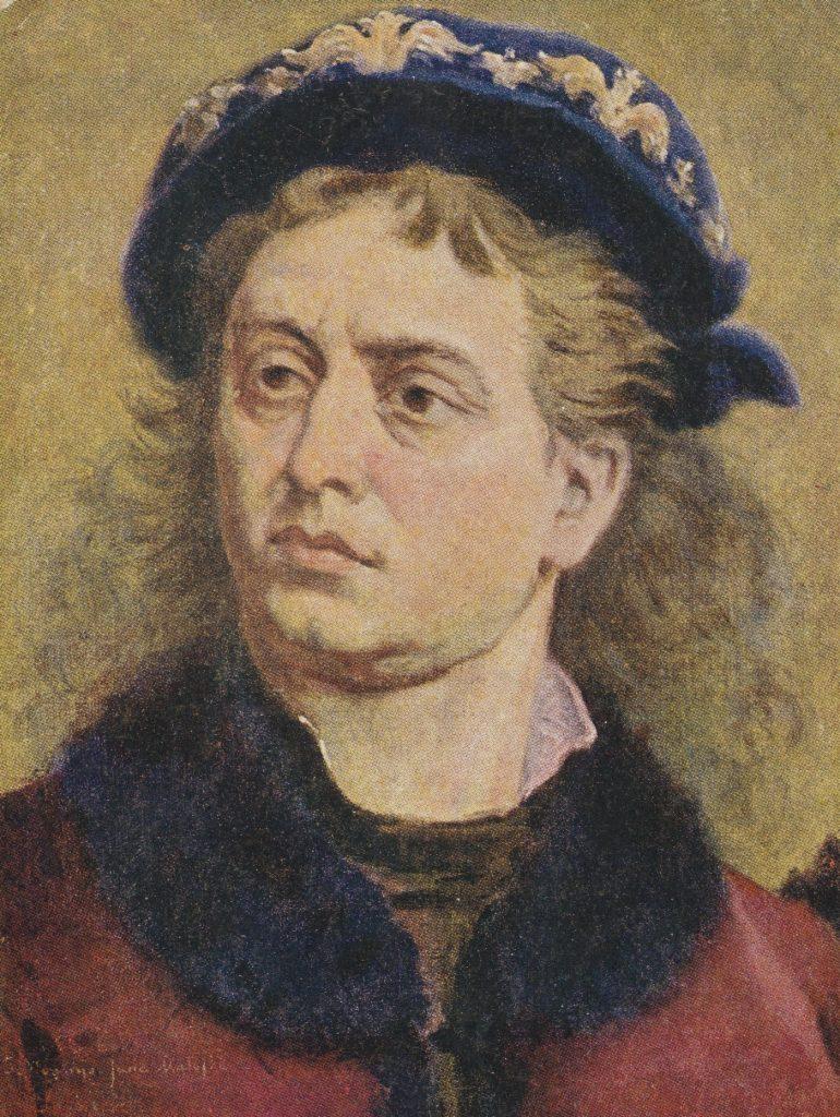 Jan Olbracht prowadził hulaszczy tryb życia, który wpędził go do grobu (Jan Matejko/domena publiczna).
