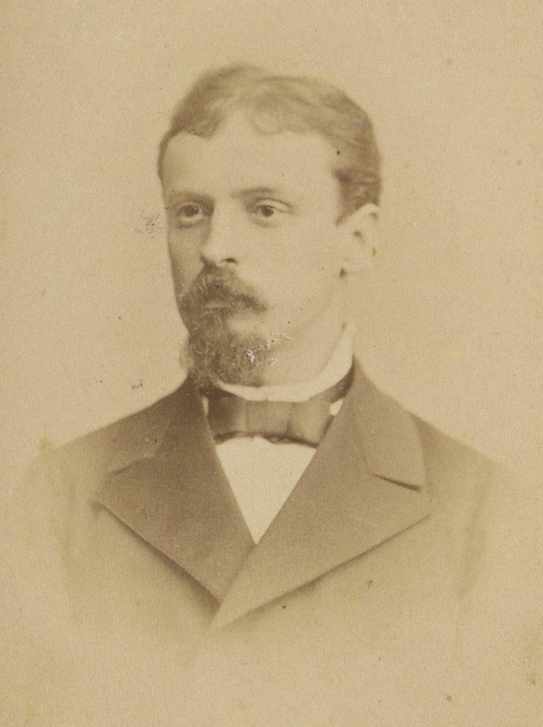 Sienkiewicz poznał Modrzejewską dopiero w latach 70. XIX wieku (domena publiczna).