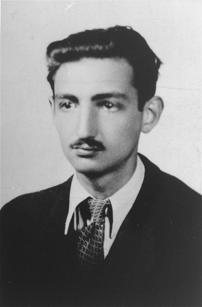 """O tym jak wyglądała organizacja """"eksów"""" pisał między innymi Marek Edelman. Tutaj na zdjęciu z okresu II wojny światowej (domena publiczna)."""
