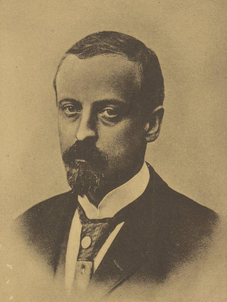Sienkiewicz musiał spłacić hipotekę, którą zaciągnął poprzedni właściciel pałacu (domena publiczna).