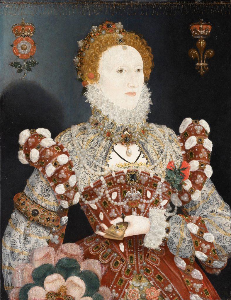 Teoria o tym, że Elżbieta miała nieślubnego syna miała wielu zwolenników. Nie wytrzymuje ona jednak kontrontacji z faktami ( Nicholas Hilliard/domena publiczna).
