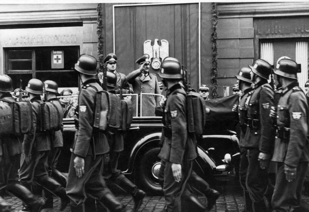 W 1939 roku Hans Frank nie chciał nawet słyszeć o tworzeniu polskiej armii u boku Wehrmachtu (domena publiczna).
