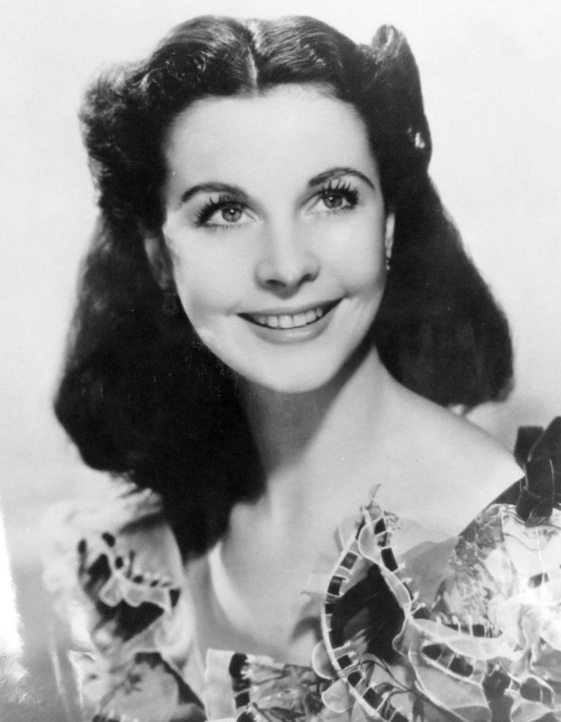 Gruźlica zabiła również Vivien Leigh (domena publiczna).