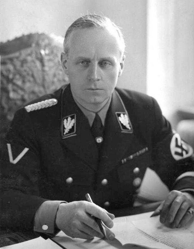 Joachim von Ribbentrop wystosował pod adresem Polski długa listę żądan (Bundesarchiv/CC-BY-SA 3.0).