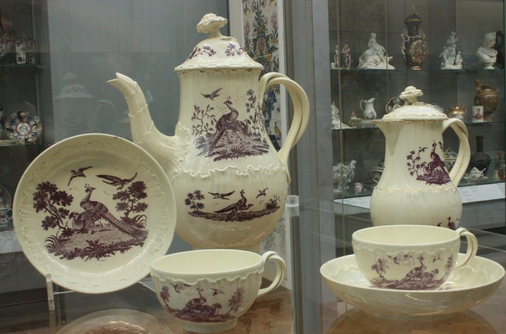 Już w XVIII wieku w Anglii pojawiło się duże zapotrzebowanie na dobra luksusowe (Valerie McGlinchey/CC BY-SA 2.0 UK).