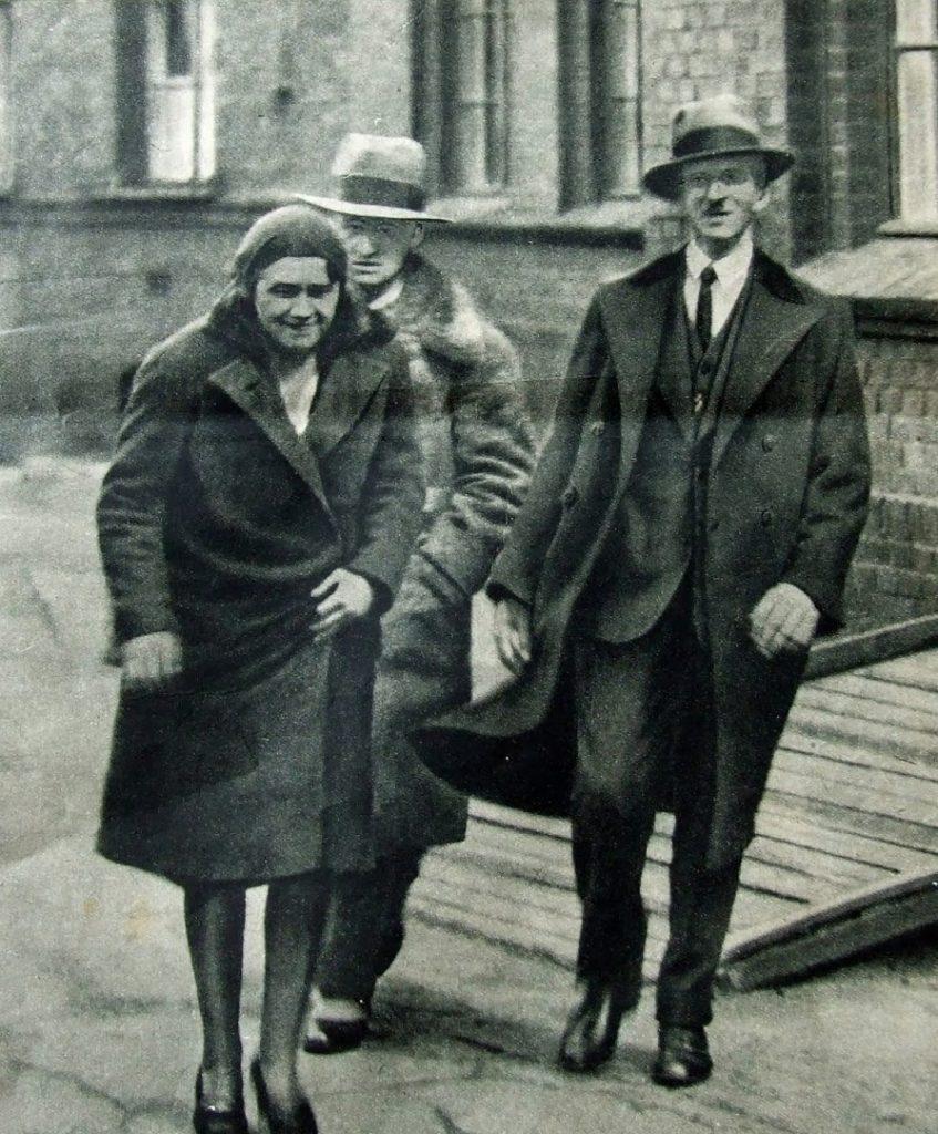 Małgorzata Genzlerowa na zdjęciu z okłatki tygodnika Tajny Detektyw (domena publiczna).