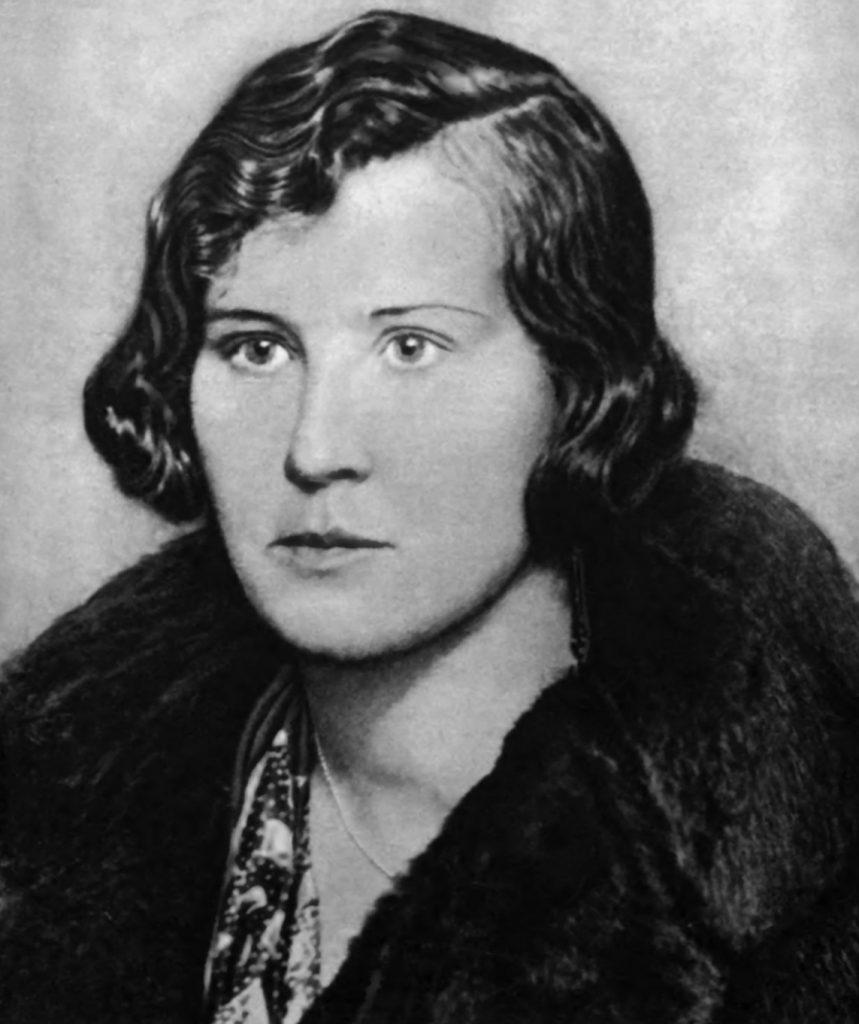 Maria Lewandowska. Rentierka i szantażystka w jednej osobie (domena publiczna).