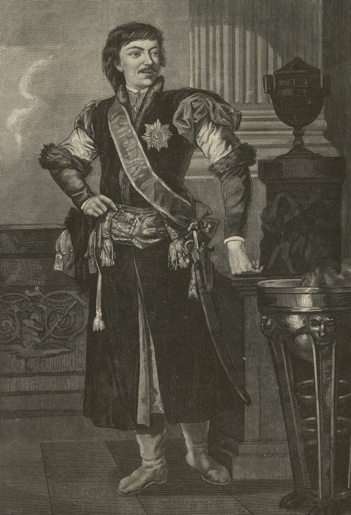 Ojciec przyszłego carskiego generała Adam Wawrzyniec Rzewuski (Aleksander Regulski/domena publiczna).