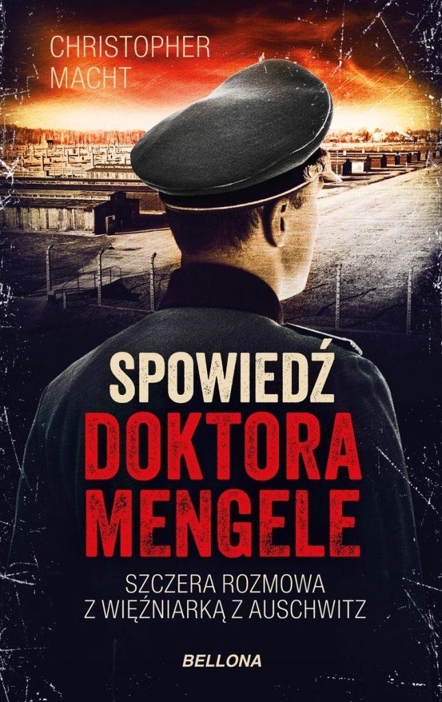 Inspiracją do opublikowania artykuły stała się nowa powieść Christophera Machta pt. Spowiedź doktora Mengele (Bellona 2020).