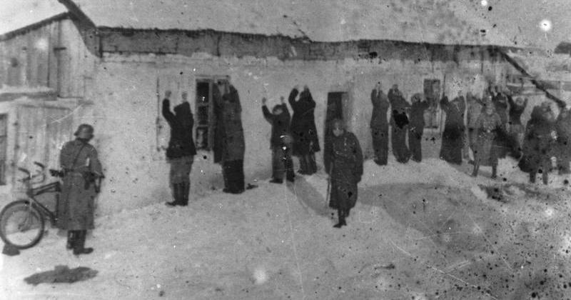 w Wawrze Niemcy zamordowali blisko 110 niewinnych Polaków i Żydów (domena publiczna).