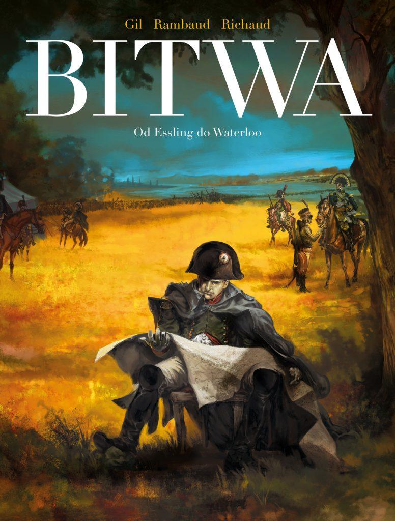 Inspiracją do opublikowania tego artykułu stał się komiks Bitwa. Od Essling do Waterloo (Egmont 2019).