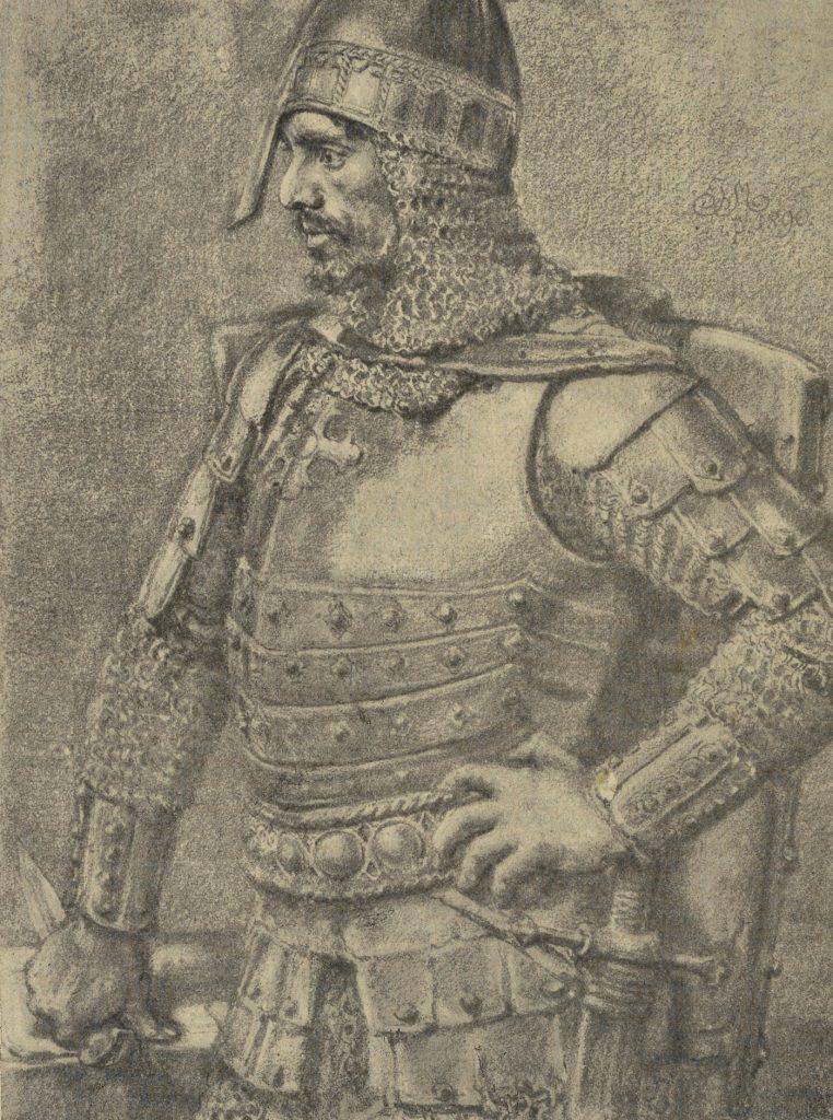 Decyzja Konrada Mazowieckiego o sprowadzeniu Krzyżaków okazała sie brzemienna w skutki (Jan Matejko/domena publiczna).