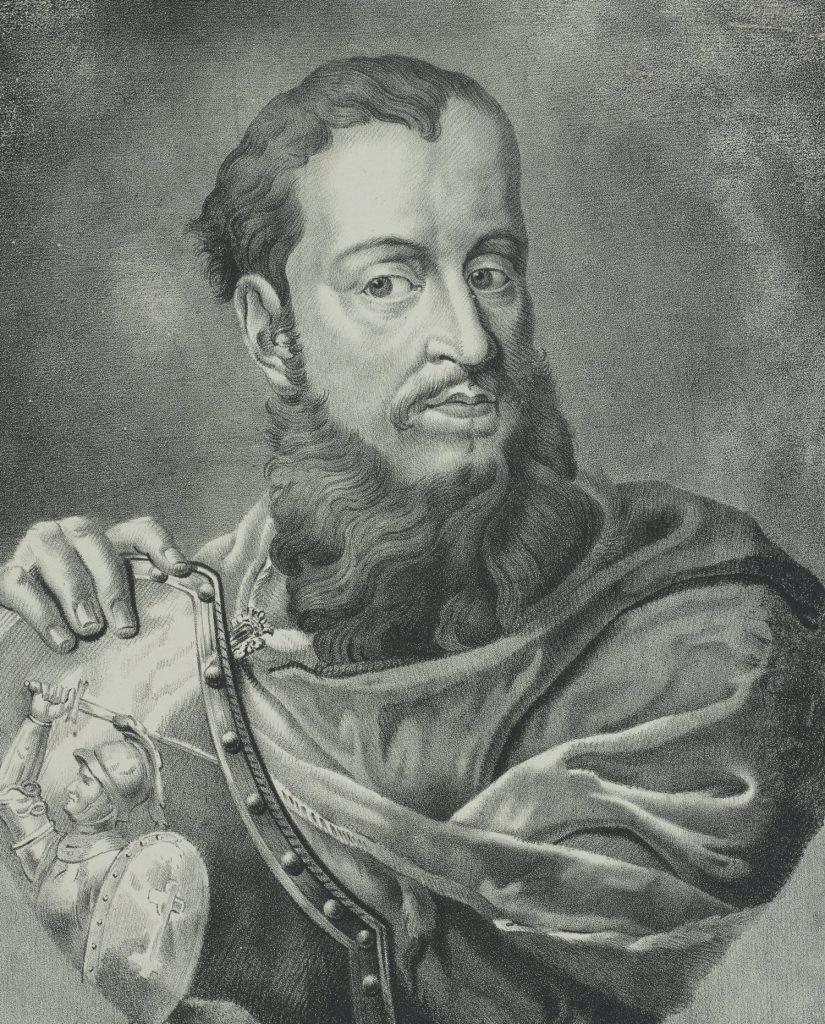 Dla zapewnienia synom tronu Władysław Jagiełło był gotowy na ogromne ustępstwa wobec szlachty (domena publiczna).