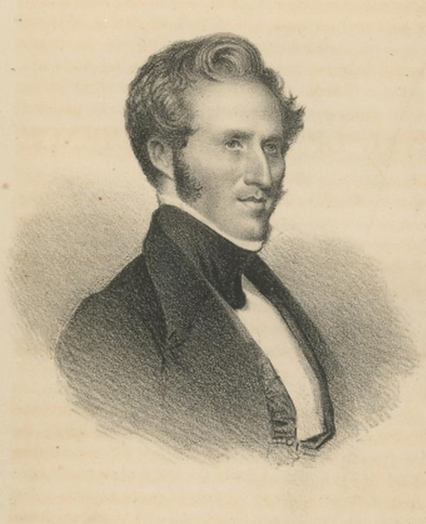 Eleazer Parmly szczerze nienawidził Crawcourów (domena publiczna).