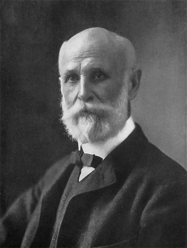 Greene Vardiman Black. To on jako pierwszy opracował pierwszy bezpieczny amalgamat (domena publiczna).