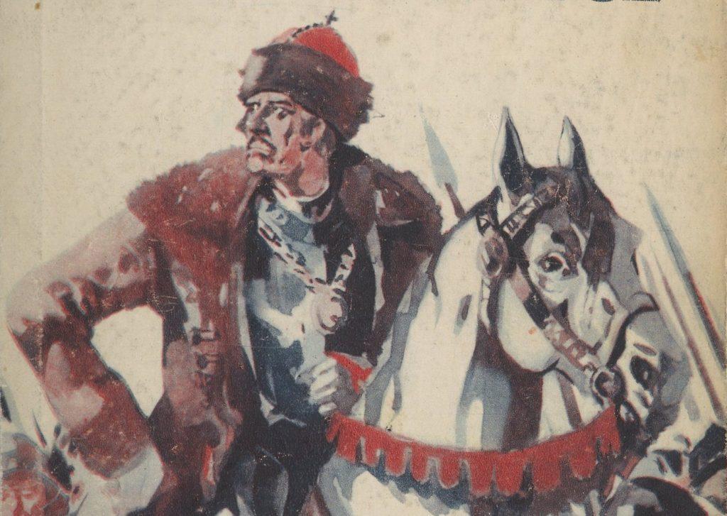 Krzyżacka propaganda starała się przedstawić Jagiełłę w jak najgorszym świetle (domena publiczna).