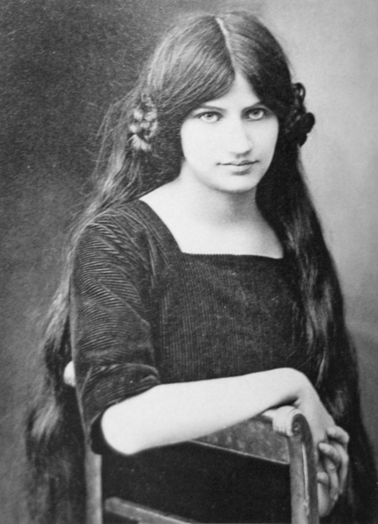 Muza Modiglianiego Jeanne Hébuterne (domena publiczna).