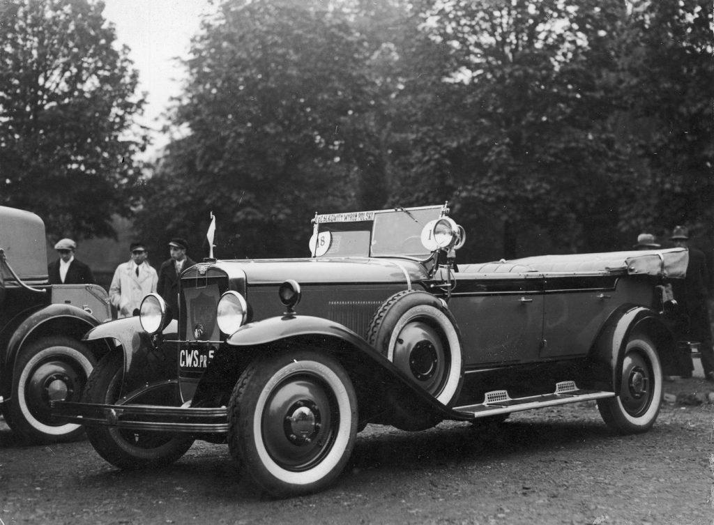 Nawet z fabrycznym rabatem CWS T-1 kosztował na początku lat 30. równowartość  (domena publiczna).