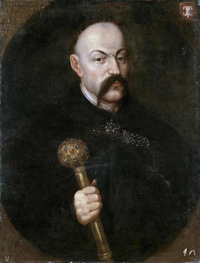 zarządcą majątku hetmana litewskiego Michała Kazimierza Paca (domena publiczna).