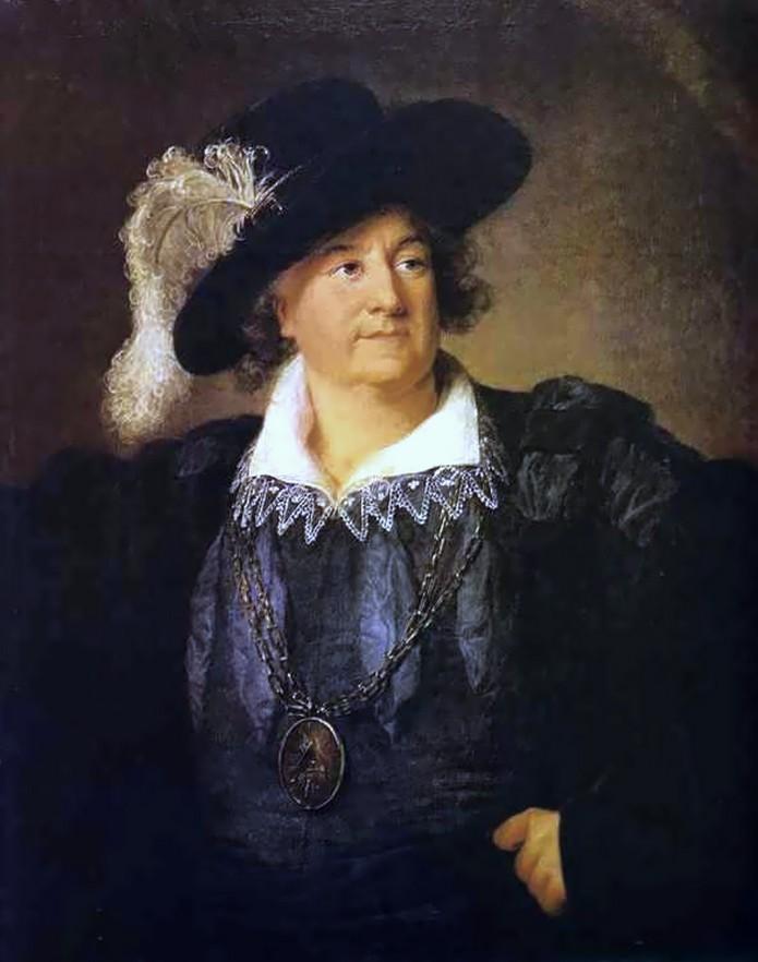 Portret Stanisawa Augusta Poniatowskiego z 1797 roku (Élisabeth Vigée-Lebrun/domena publiczna).