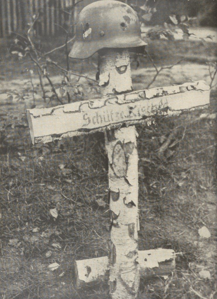 W czasie inwazji na Polskę zginęło kilkanaście tysięcy niemieckich żołnierzy (domena publiczna).