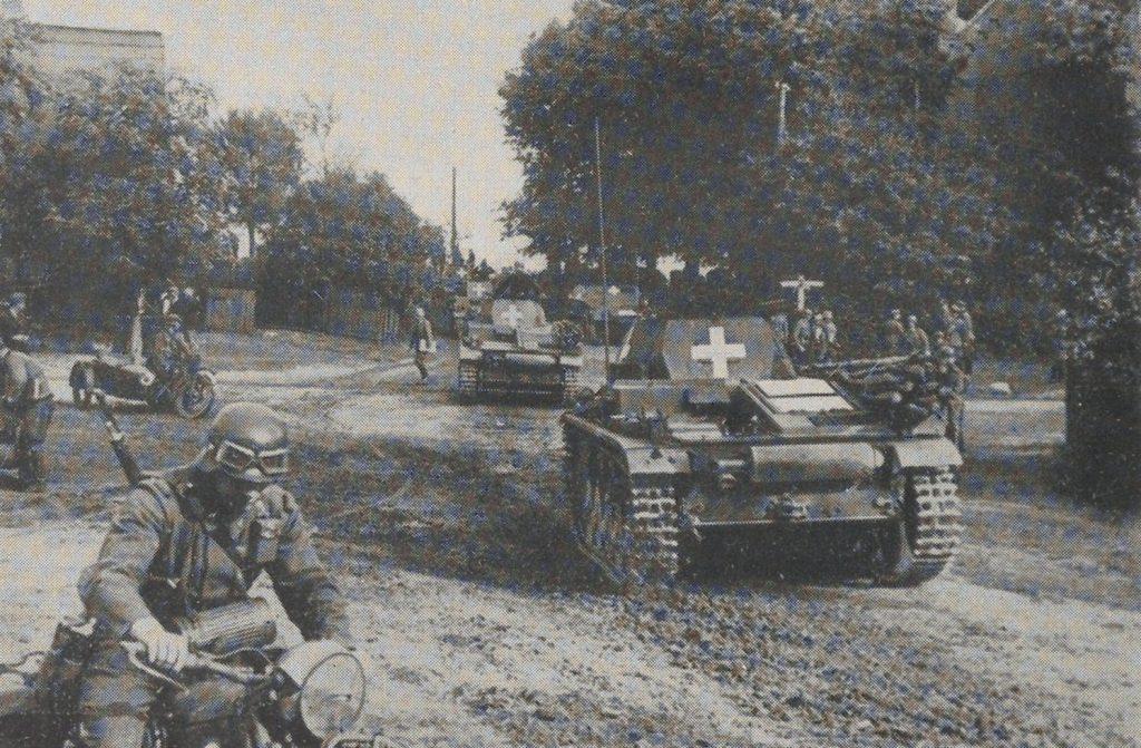We wrześniu 1939 roku Niemcy mieli olbrzymią przewagę w sprzęcie (domena publiczna).