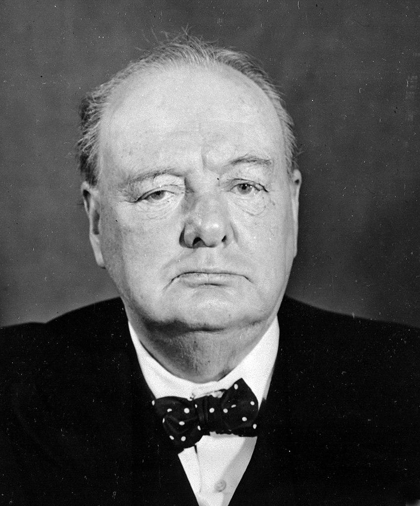 Winston Churchill wiosną 1945 roku kazał przygotować swoim sztabowcom plan wojny z ZSRR (domena publiczna).
