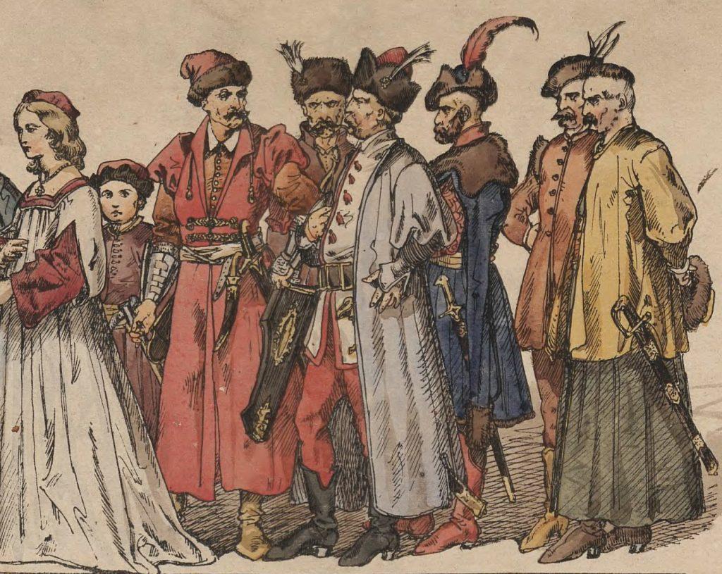 Zwolennicy złotej wolności szlacheckiej nie chcieli dopuścić do wzmocnienia pozycji króla (Jan Matejko/domena publiczna).