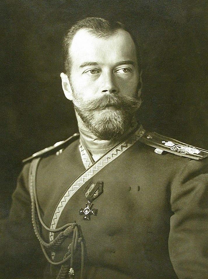 Gapon przygotował odezwę do cara Mikołaja II, którą chciał mu wręczyć osobiście (domena publiczna).
