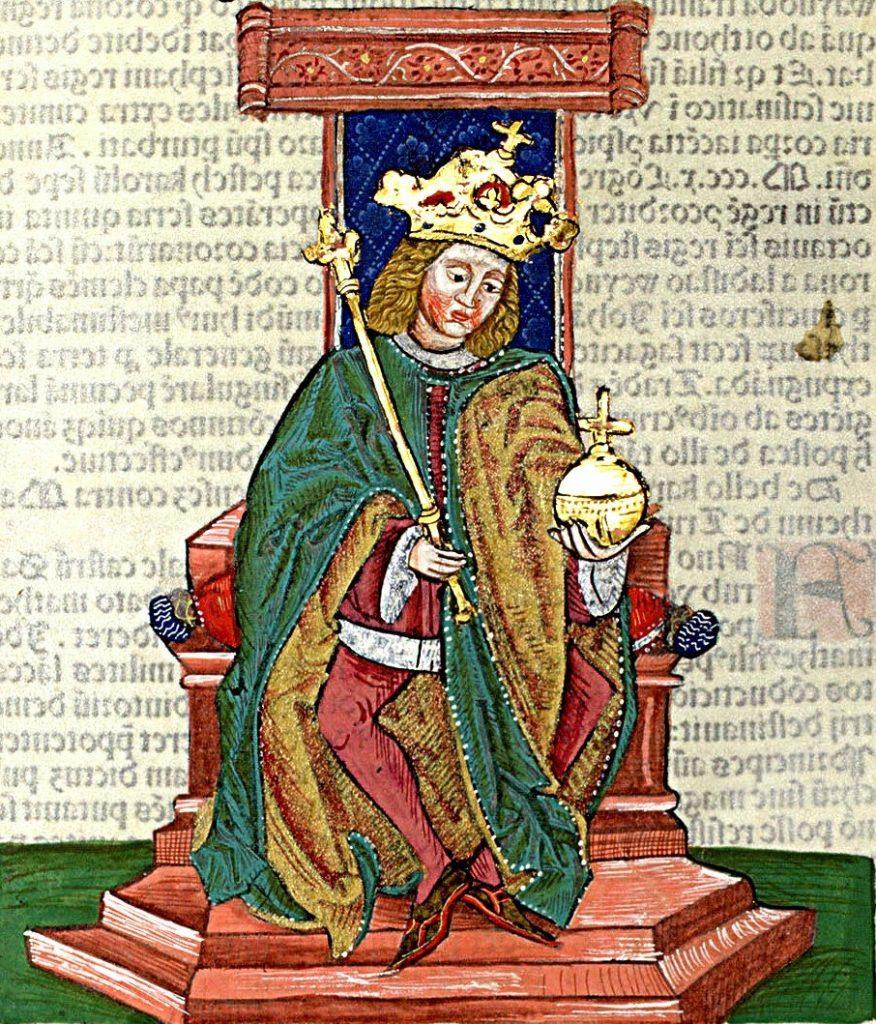 Gdy Karol Robert zasiadł na węgierskim tronie Węgry były bienym i wyniszczonym przez wojny państwem (domena publiczna).