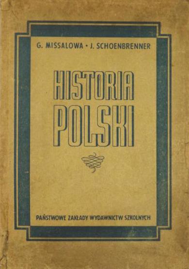 Historia Polski G. Missalowej i J. Schoenbrenner