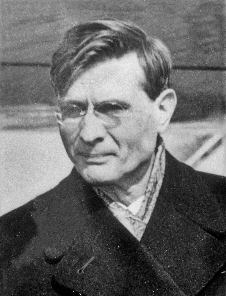 Jeden z najbliższych współpracowników Breżniewa, Michaił Susłow. Fotografia z lat 60. XX wieku.