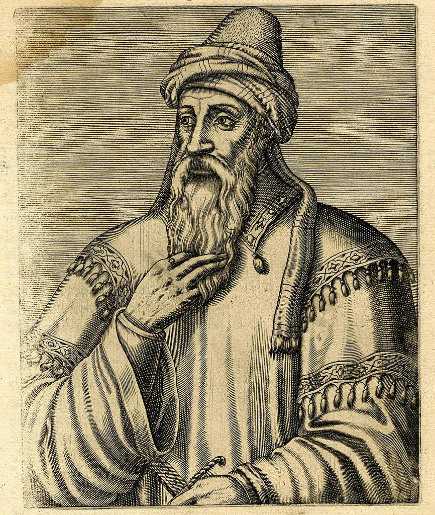 Po sromotnej klęsce Saladyn musiał salwować się ucieczką aż do Egiptu (André Thevet/domena publiczna).