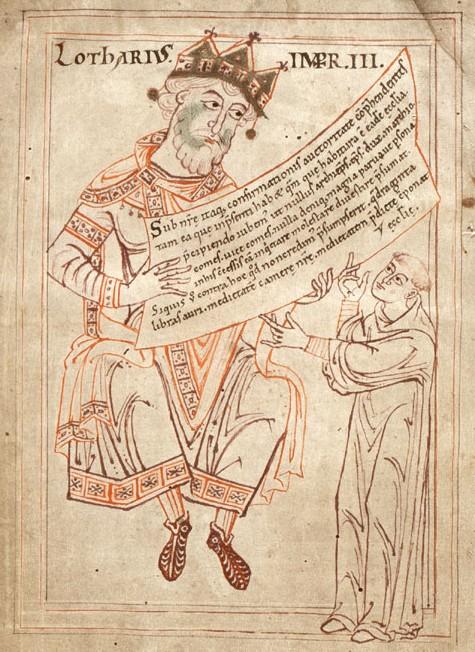 Cesarz Lotar III