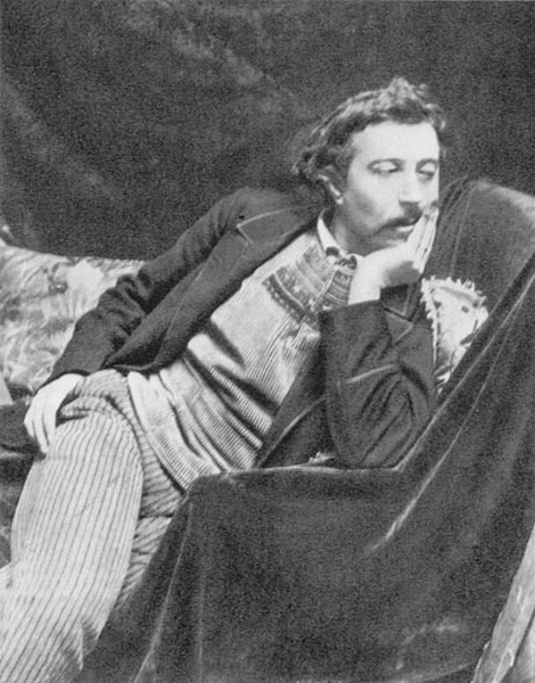 Czy to możliwe, że to jednak Paul Gauguin odciął ucho Van Goghowi (domena publiczna).