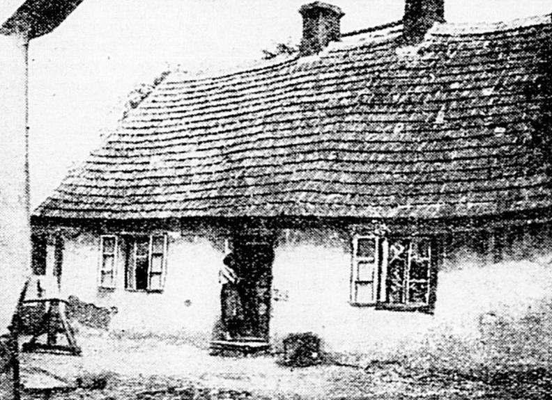 Dom rodzinny Kazi (domena publiczna).